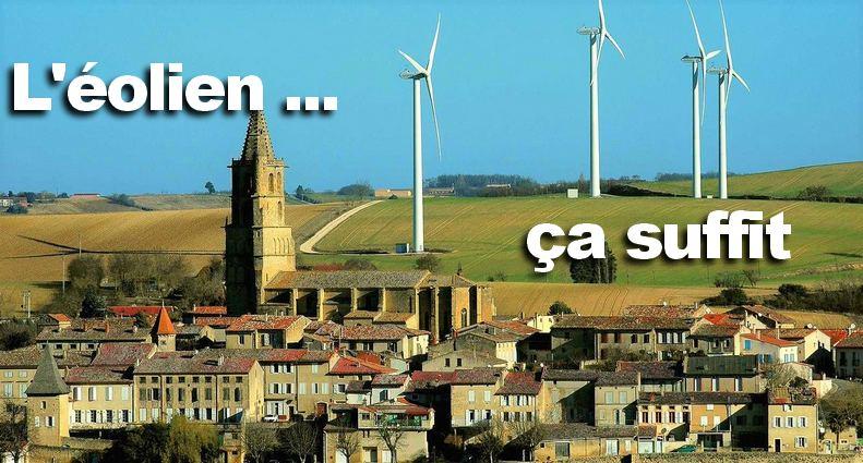 Non à un parc éolien à Villers-la-Montagne - COPE54